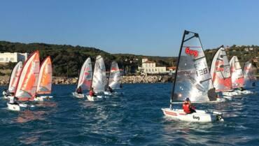 Prima regata nazione per l'agonistica Laser Bug a Livorno