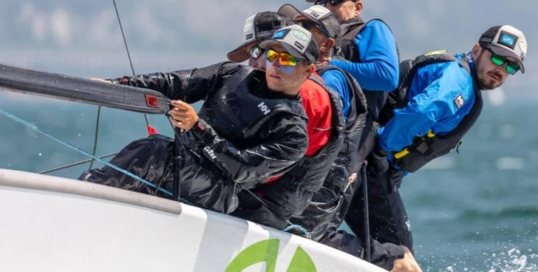 Ancora un podio per Equipaggio Altea con Andrea Racchelli timoniere