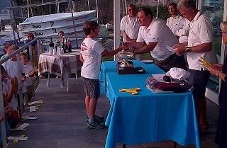 Trofeo Gorla laser Bug Orta 27-28 Settembre
