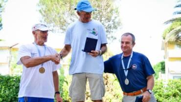 VADA (Toscana) Campionato Italiano Master Classi Laser